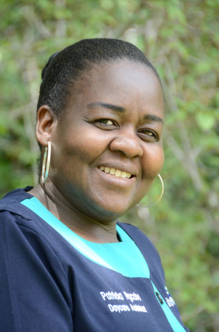 Patricia Ngcobo