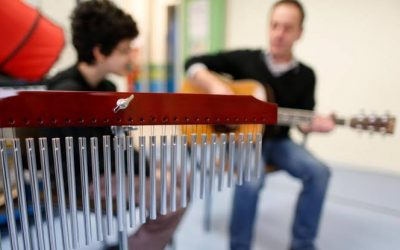 How to Use Music to Enhance Speech and Language Skills of Children with Hearing Impairments