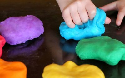 Sensory Play:  Is It Important?