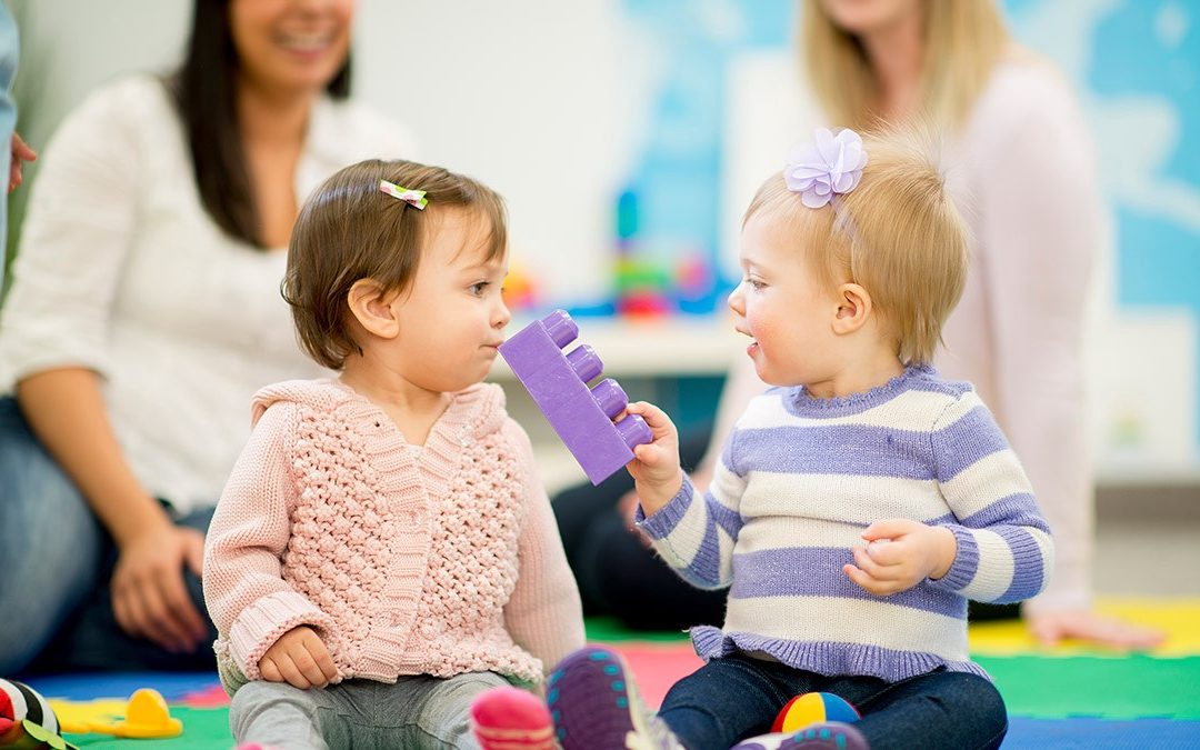Fostering Self-Regulation in Infants and Toddlers
