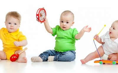 Music Therapy with Infants (0-3 Years)